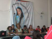 Encuentro Nacional de la Red Mexicana de Trabajo Sexual 2011